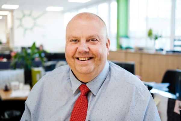 Keith Roberts Contacts Manager