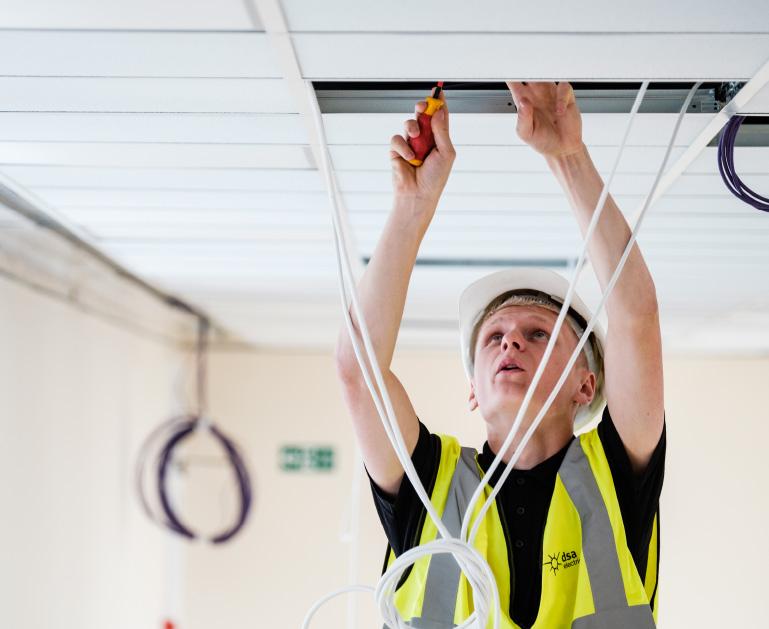 electrician apprenticeships essex
