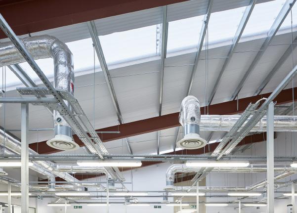 jellycat warehouse electrical refurbisment