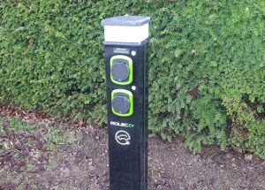 Electric Vehicle workplace charge point
