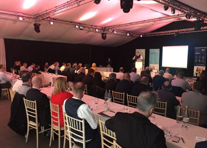Delegates at the DSA Electrical Safety Seminar 2020
