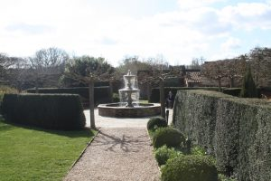 The beautiful gardens of Braxted Park Estate nr Witham where the 2020 DSA Electrical Safety Seminar was held
