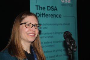 DSA Electrical MD, Rachel Richards